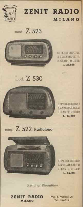zenith-radio