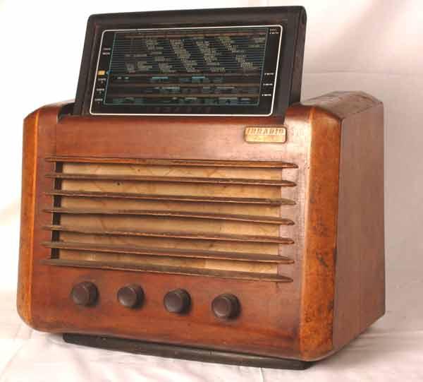 Irradio EX25 Lusso