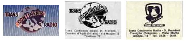 Logo-transcontinents